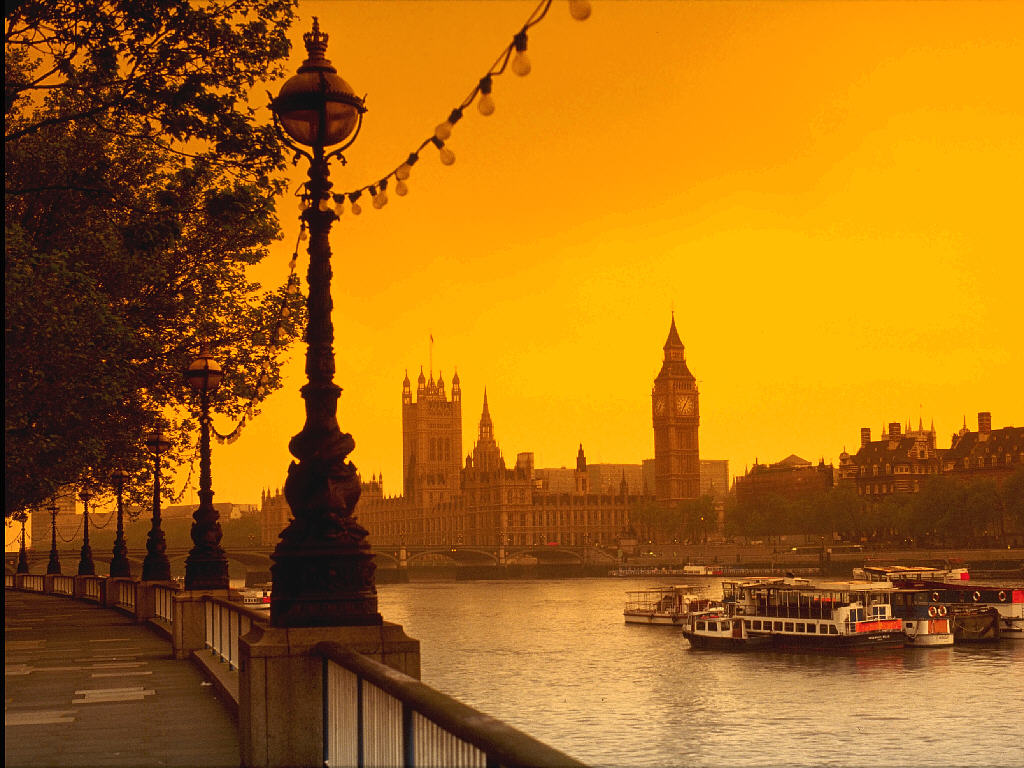 Лондон на weekend ы