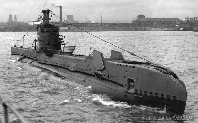 подводные лодки второй мировой войны видео