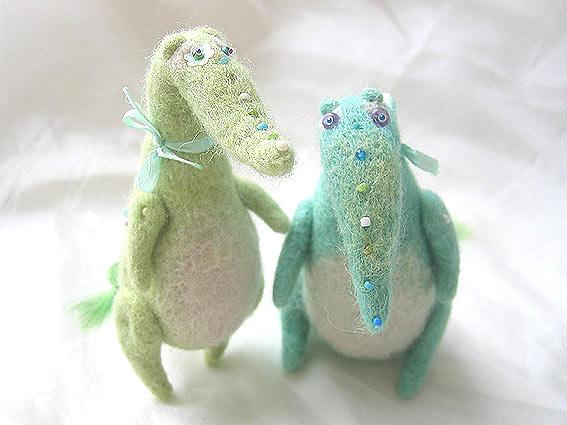 Ярмарка Мастеров - ручная работа Валяные игрушки.  Handmade.