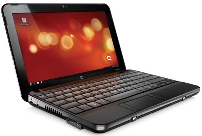 Нетбук HP Compaq Mini CQ10
