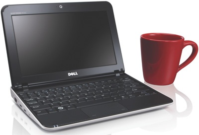 Нетбук Dell Inspiron Mini 10 на базе платформы Pine Trail