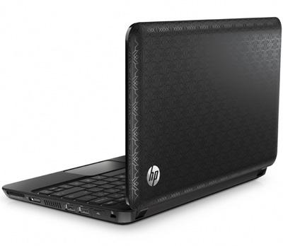Нетбук HP Mini 210 на платформе Intel Pine Trail