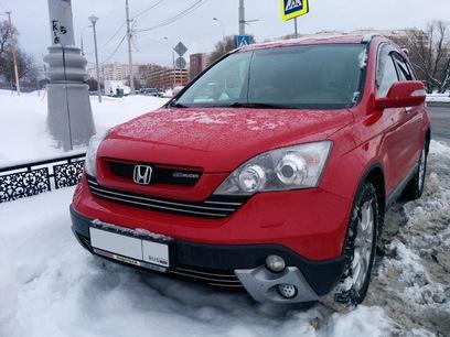 Honda cr v при попадании в ямку уводит зад в сторону