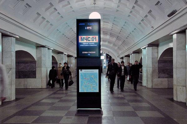 В Новосибирском метрополитене подходит к завершению комплексная программа обеспечения безопасности населения на транспорте