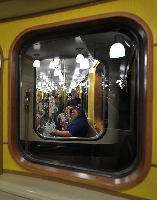 «Ретро-поезд» будет регулярно