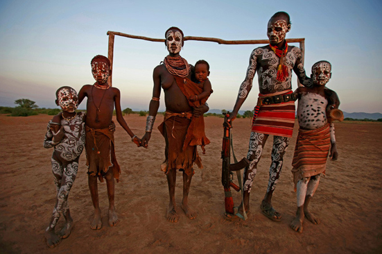 смотреть онлайн бесплатно африканские племена фото