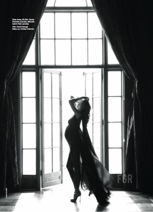 Miranda Kerr by Carlotta Moye