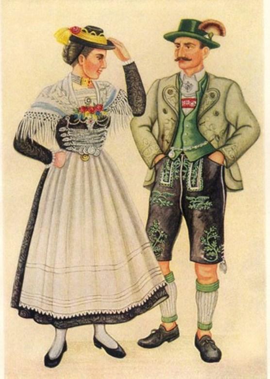 Кожаные или замшевые шорты уже много веков являются национальной мужской...