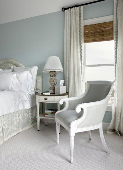 Легкомысленные спальни дизайнера Дженнифер Фландерс (Jennifer Flanders) напоминают классические... классический...