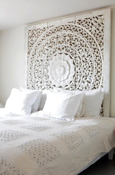 Изголовья для кроватей: варианты и идеи - Ярмарка Мастеров - ручная работа, handmade