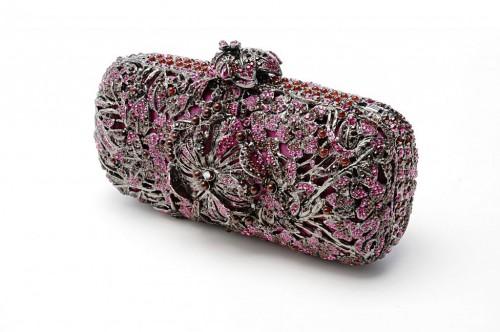 сумка со стразами Бижутерия в галереях: ювелирная бижутерия бриллианит...