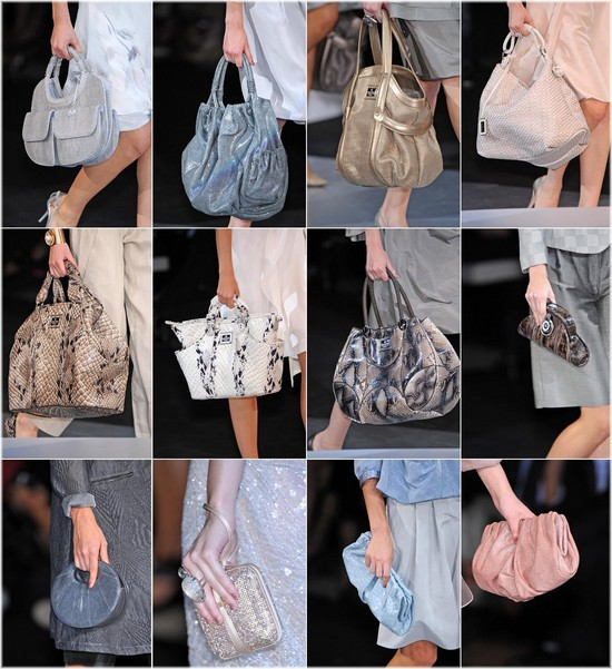 женские сумки Giorgio Armani