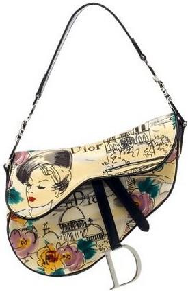 """Если кто где увидит - свистите!  А я мечтаю о сумке Dior  """"седло """""""
