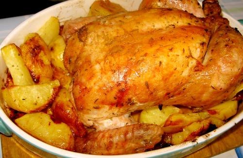Дневник narel курица запеченная