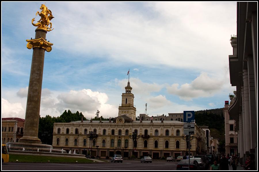 Записки отпускника. Современный Тбилиси: уже не постсовок, еще не Европа