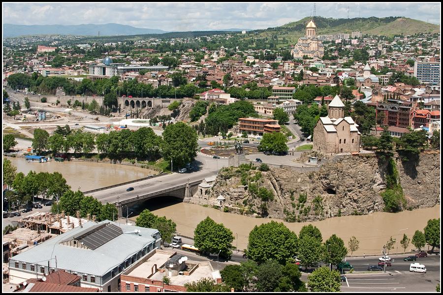 Соборы Тбилиси