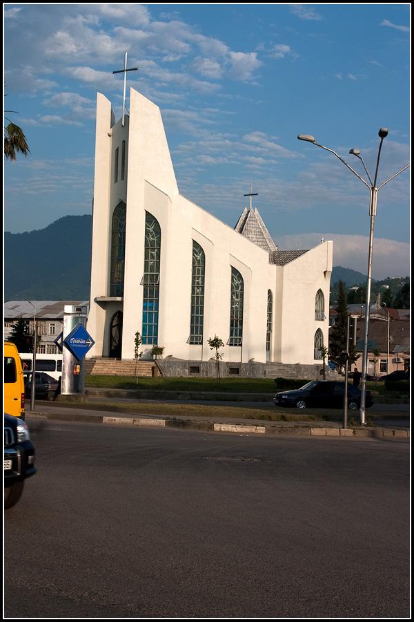 Церковь в Батуми