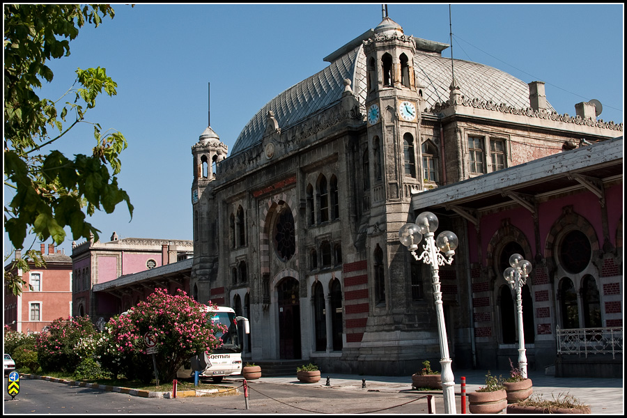 Вокзал Сиркечи