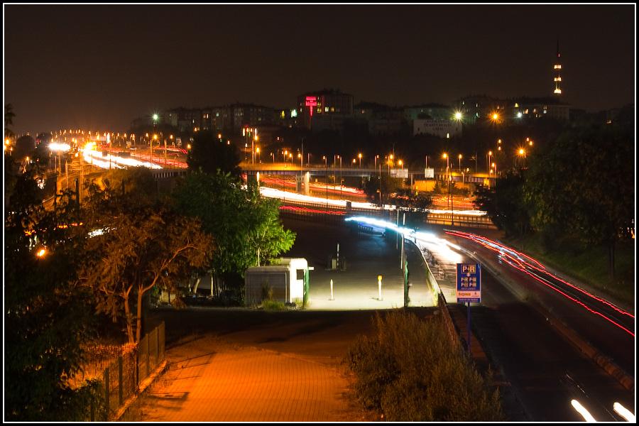 Дороги Стамбула