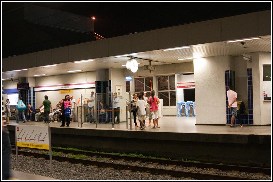 Станция Зейтынбюрню