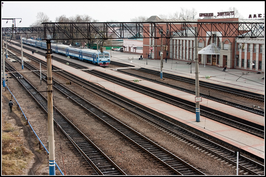 Вокзал Биробиджана