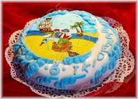 Тортики. Пираты