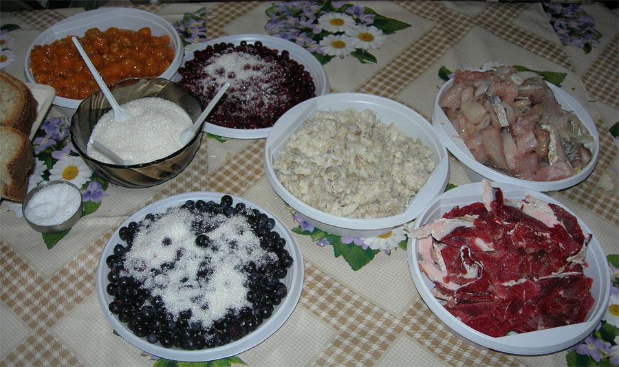 хантейская кухня