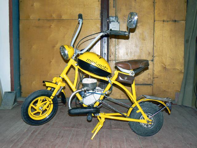 mini - moto