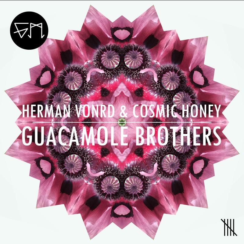 Guerrilla Mixtape #5: Herman Vonrd & Cosmic Honey — Guacamole Brothers