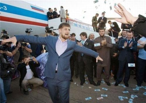 Хватит ли кормить Кавказ?