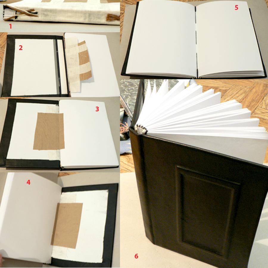 Как сделать блокнот своими руками фото