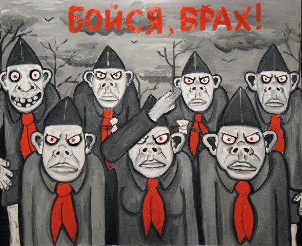 На фоне ситуации в Украине НАТО допускает создание постоянных военных контингентов в Восточной Европе - Цензор.НЕТ 6424