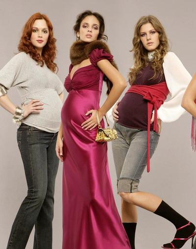 Когда нужно менять гардероб беременной