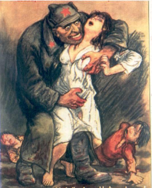 На Урале изымают книги об изнасилованиях немок красноармейцами