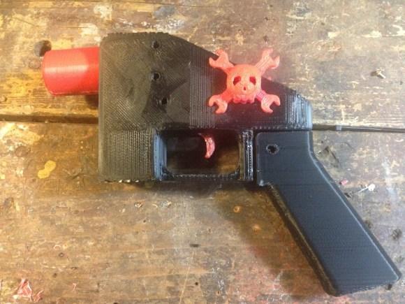 3D-печатный пистолет