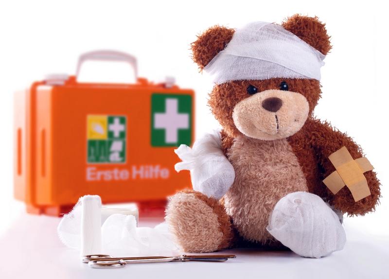 Как помочь ребенку в чрезвычайной ситуации