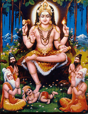 Богиня Шива - исполняющая желания