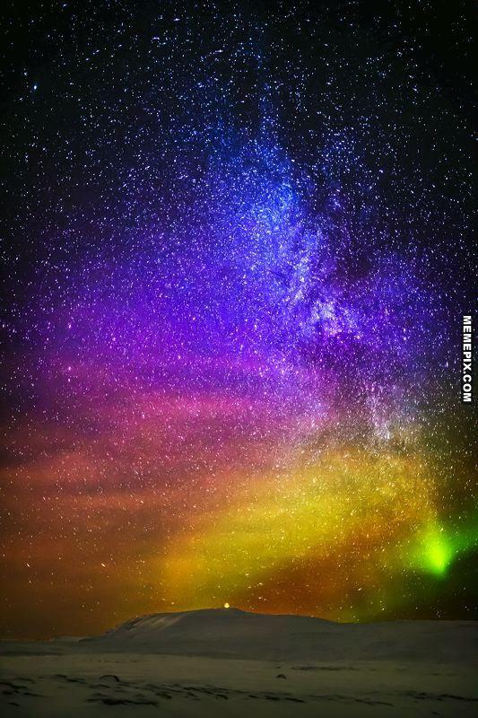 А в это время в Исландии ...