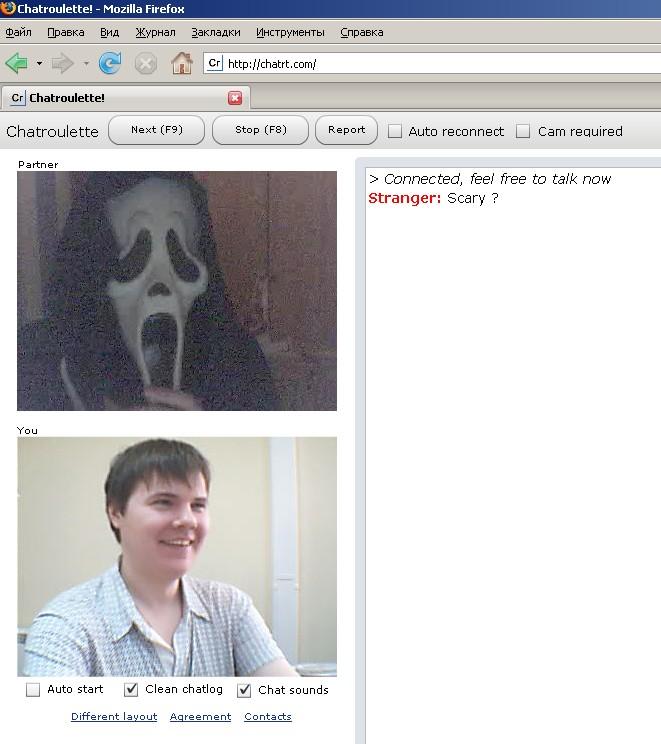 знакомство по вебкамере со случайным собеседником