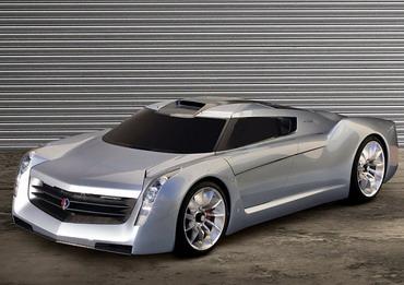 2006 GM EcoJet Concept
