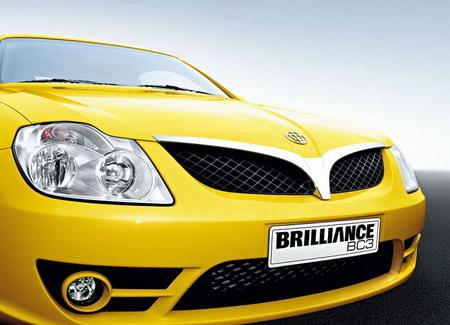 2007 Brilliance BC3 Coupe