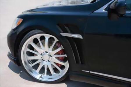 Тюнинг Lexus LS460 от WALD International