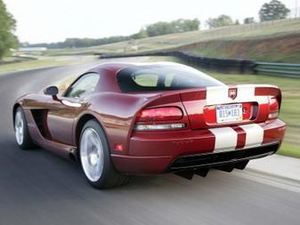 Dodge Viper - суперкар для бюджетников