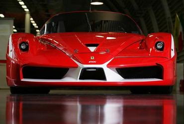 Ferrari создала «самолет»