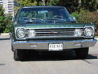 Plymouth Hemi Belvedere GTX