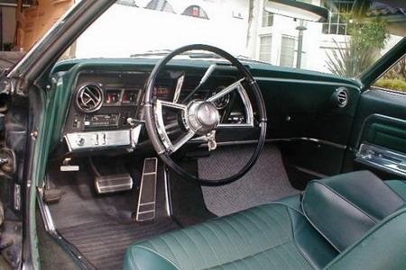 Год быка: Oldsmobile Toronado