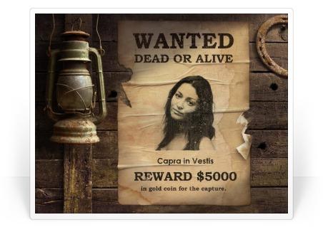 Photofunia Wanted