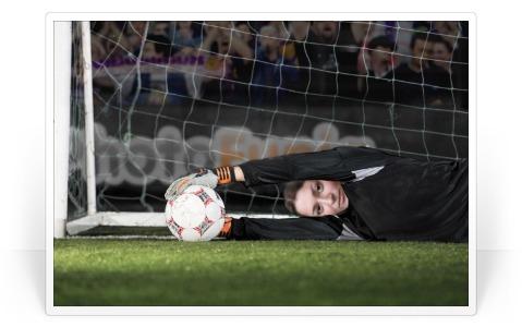Effects. Goalkeeper.