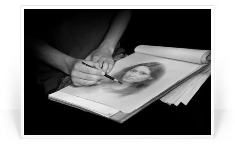 Effects. Artist in the Dark