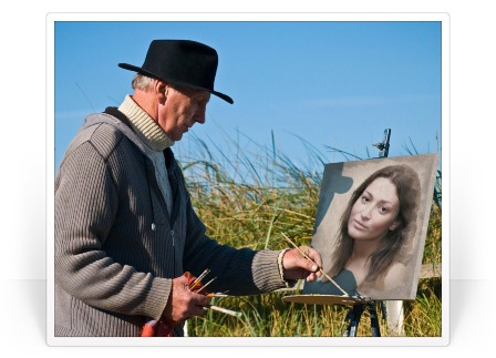 Related Pictures photofunia effects in frames